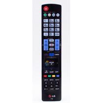 Controle Remoto Original Tv Lg 3d Akb74115501 Akb73615321