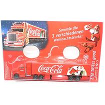 Caminhão Miniatura Coca Cola 1:87