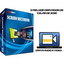 Zd Soft Screen Recorder 11.1.14 - Grave A Tela Conversa Pc