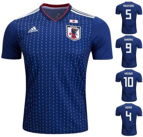 Camisa Seleção Do Japão Uniforme 1 2018 2019 Frete Grátis. R  120 eadc32045b2b2