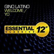 Cd Gino Latino Welcome/yo Importado