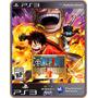 One Piece Pirate Warriors 3 Psn Ps3  Mídia Digital