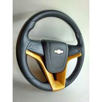 Volante Cruze Dourado Corsa Wind/ Wagon - Classic / Celta