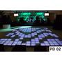Painel Em Lona Pista De Dança 02- 3:50x2:00mt 1 Peça