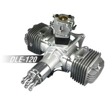 Motor Dle 120cc Gasolina Zero Na Caixa.