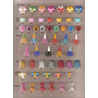 50 Imãs Botões Infantis Quadro Mural Recado Foto Fotos