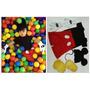 Fantasia Mickey Infantil Completa Aniversário Pronta Entrega