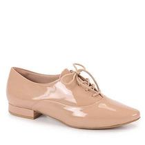 Sapato Oxford Feminino Lara - Nude