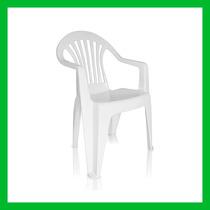 Cadeira Poltrona Plástico Bela Vista Festas Casas Hotéis Bar