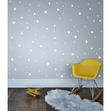 Adesivo Parede 200 Estrelas 9,7,5 E 3cm Estrela Estrelinha