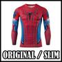 Homem Aranha Camiseta Camisa Carnaval Fantasia Criança 2