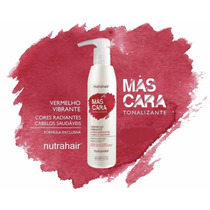 Máscara Tonalizante Nutra Color Profissional * Nutra Hair *