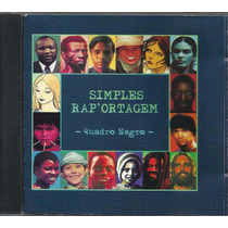 Cd Single Simples Rap