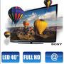 Sony Bravia 3d - Kdl-40ex725 - Led 40 Polegadas- A Melhor