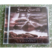 Cd Luca Turilli - The Infinite Wonders Of Creation.