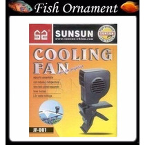 Sunsun Fan Resfriador Cooler Aquário 001 220v Fish Ornament