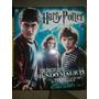 Álbum De Figurinhas Harry Potter Retratos Do Mundo Mágico