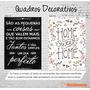 Quadro Divertido Frases Motivacionais Engraçadas 50x40