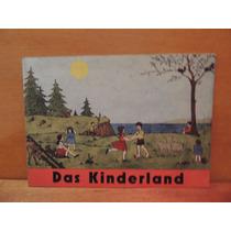 Livro Em Alemão Kinderbuch Das Kinderland Religioso Infantil
