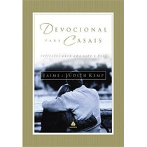 Devocional Para Casais Livro Reflexões Para Uma Vida À Dois