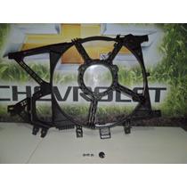 Defletor Da Ventoinha Do Radiador C/ Ar/cond Corsa 24445182