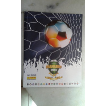 Álbum Campeonato Brasileiro 2013 Vazio Ótimo Estado