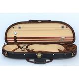 Estojo Case Térmico Meia Lua Luxo Violino 4/4