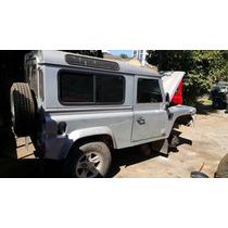 Sucata Land Rover Defender 90,para Venda Somente As Peças !