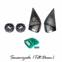 Kit Retrovisor Elétrico Se Fiat Palio 4p (elx - Hlx) Ftse102