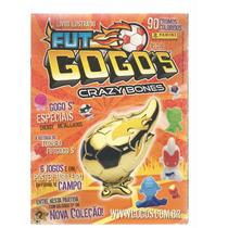 Gogos Fut - Álbum Incompleto 20 Figurinhas Coladas 15.00