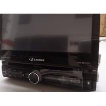 Dvd Player H-buster Hbd-9820 Dtv Retrátil 7 Usb Tv Digital