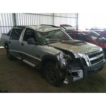 Chevrolet S10 01/08 Para Retirada De Peças