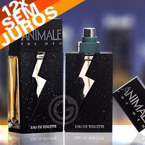 Perfume Animale For Men Masculino Tester Edt 100ml Original