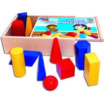 Sólidos Geométricos Brinquedos Educativos