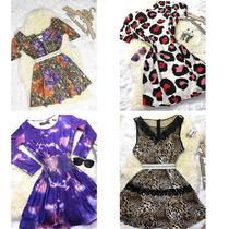 Busca Vestidos casuais com os melhores preços do Brasil - CompraMais ... b9a87d53740
