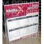 Kit Com 25 Calendário De Mesa 2014 Personalizado