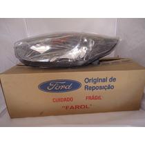 Farol Completo Fiesta Rocam 2010 Original Ford.