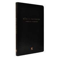 Bíblia Almeida Ultra Fina Edição Contemporânea Preta