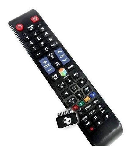 Controle Remoto Samsung Smart Tv Led 3d Futebol 5500