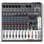 Mesa De Som Behringer Xenyx X1222 Usb C/ Efeitos 12 Canais Original