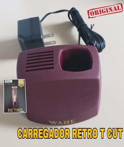 38834f037 Carregador Pra Wahl Retro T Cut (original)