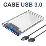 Adaptador Case P/ Hd Sata Notebook Slim Usb 3.0 Barato