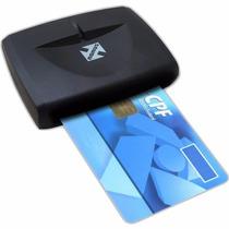 Leitor Gravador Smartcard P/ Chip E-cpf E-cnpj Nf-e Oab Icp