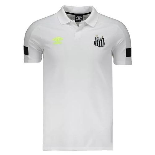 cb10150946 Camisa Santos Polo Viagem 2018 Oficial Umbro C  Nota Fiscal