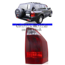 Lanterna Pajero Full 03 04 05 06 Bicolor Serve 01 02 Direita