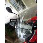 Bolha Alta Bmw G650-gs 2009 (01 Farol) Com Defletor - 1630