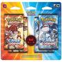 Pokemon Mini Expansão Crise Dupla Rivais Magma Aqua Cards