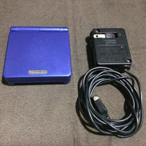 Game Boy Advance Sp Jpn + 13 Jogos + Carregador C/ Pokemon