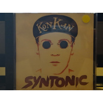Cd - Kon Kan - Syntonic