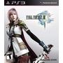 Final Fantasy Xiii 13 Ps3 Mídia Física Lacrado